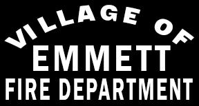 Village of Emmett Fire Department